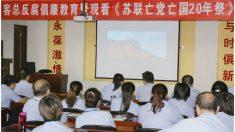 Documentário exibido para oficiais comunista chineses exorciza Gorbachev