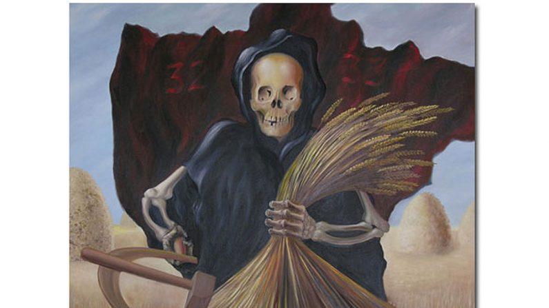 A fome na Ucrânia, um dos maiores crimes do socialismo foi esquecido