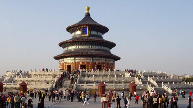 Resultado de imagem para templo do céu china