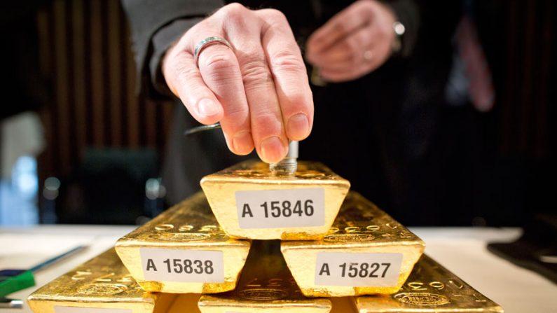 O segredo por trás da ascensão do ouro em 2014