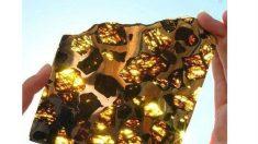Foto de um meteorito se torna viral na internet