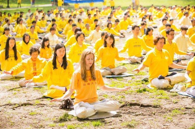 'Dia Mundial do Falun Dafa' é celebrado mundialmente