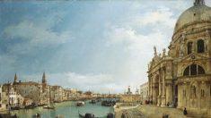 Canaletto, exímio pintor de cenários urbanos