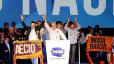 PSDB usará slogan 'Muda Brasil' na campanha presidencial