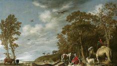 Uma viagem fascinante à arte do século 17