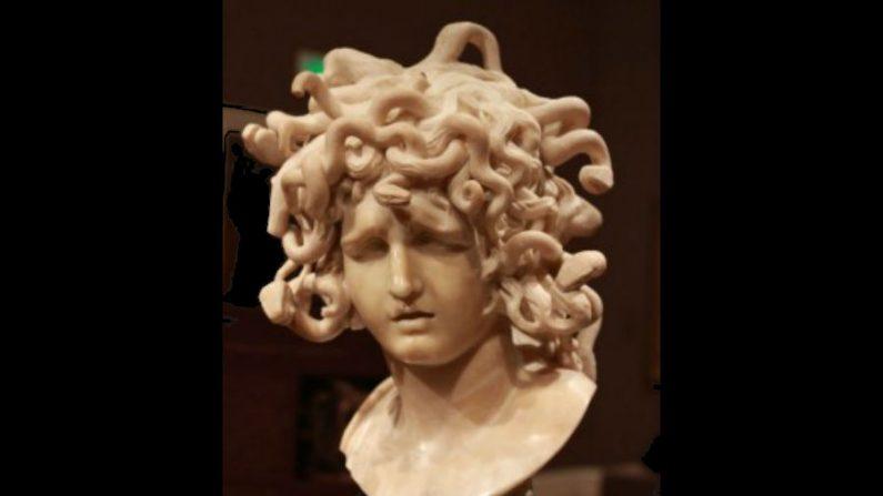 Bernini pode ter refletido sua história na escultura de Medusa