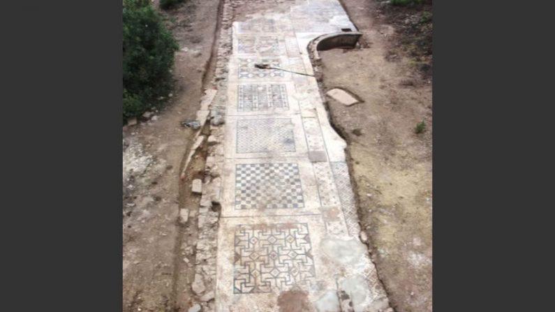 Surpreendente mosaico romano foi encontrado na Turquia