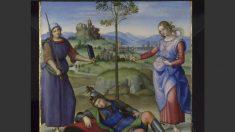 Belíssima história de Cipião presente na obra de Rafael