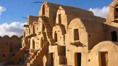 Sul da Tunísia, eternizado pela saga Star Wars
