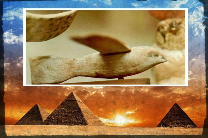 Artefato indica que antigos egípcios projetavam aviação, segundo engenheiro mecânico