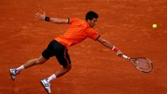 Somente a bola é pequena nas finais de Roland Garros