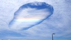 Fenômeno incomum aparece no céu da Austrália