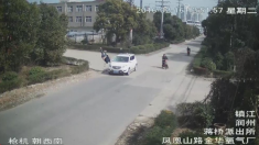 Chinês de 18 anos sobrevive a atropelamento usando Kung Fu
