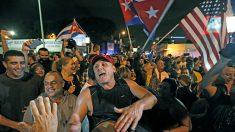 Cubanos em Miami: celebração e reflexão após morte de Fidel Castro