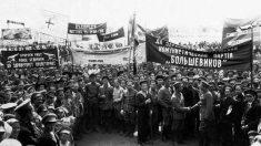"Os horrores do ""comunismo de guerra"""