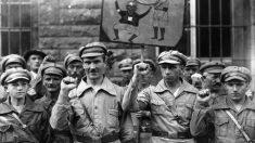 A origem comunista do grupo radical Antifa