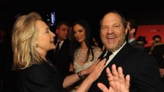 Clinton Foundation mantém doação de US$ 250 mil de Harvey Weinstein