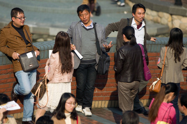 Milhões de homens na China permanecerão solteiros por toda vida