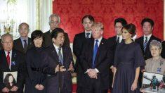 Trump encontra famílias de japoneses sequestrados pela Coreia do Norte