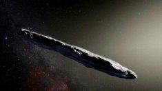"""Oumuamua: primeiro objeto interestelar veste misterioso """"casaco"""", dizem cientistas"""