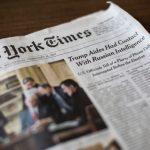New York Times admite não existir evidência de conluio entre Trump e Rússia