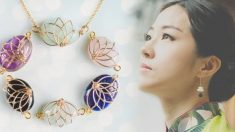 """Artista de joia em NY busca """"unidade entre o Céu e o homem"""" em designs cintilantes"""