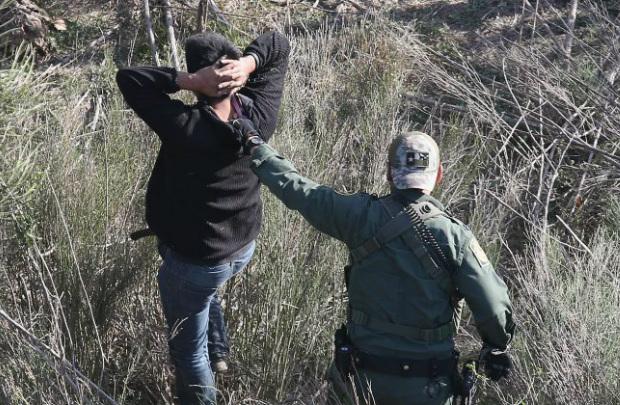 O difícil trabalho da Patrulha de Fronteira dos EUA
