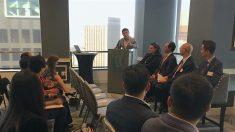 Extração forçada de órgãos na China é questionada num fórum de negócios em Los Angeles