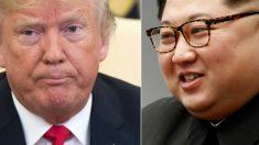 Trump diz que contatos com Coreia do Norte foram restabelecidos