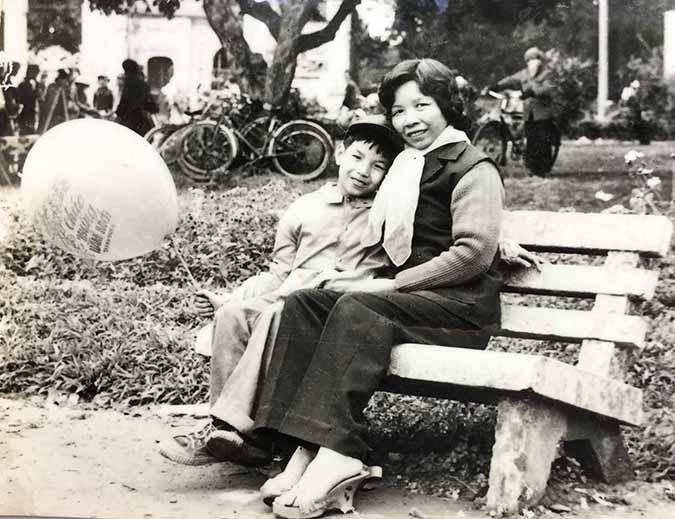 Van com seu filho no Vietnã (DKN.tv)