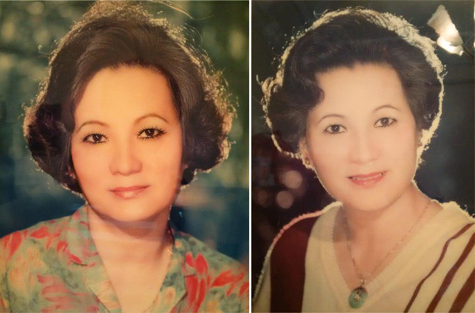 Dr. Le Thi Thanh Thai em seus anos mais jovens (NTD.TV)