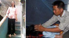 Paralítica por 12 anos, mulher consegue andar de novo em três dias! Descubra como!