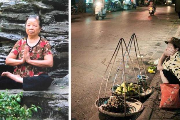 Em sua busca pela felicidade, mulher de 74 anos descobre a meditação do Falun Dafa