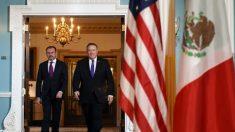Secretário de Estado americano chega ao México para reunião com Peña Nieto