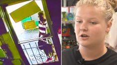 Caixa feminina de raciocínio rápido salva garota sequestrada e violentada sexualmente de suspeitos armados