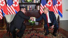 """Trump diz esperar receber outra carta """"positiva"""" de Kim Jong-un"""