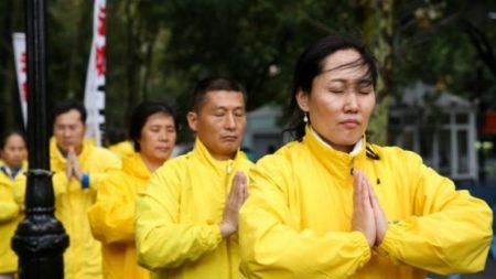 Em frente à ONU, praticantes do Falun Dafa pedem fim da perseguição na China