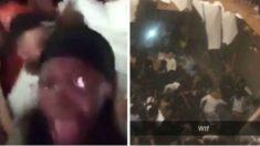 Chão de boate desaba nos EUA deixando dezenas de pessoas feridas (vídeo)