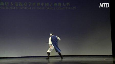 Estudantes compartilham como a dança clássica chinesa os ajuda a se reconectar com sua cultura (Vídeo)
