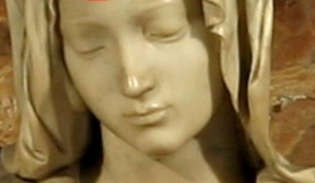 Pietà, de Michelangelo Buonarroti (Wikimedia)