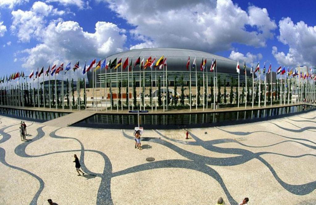 Parque das Nações, Lisboa (Wikimedia)