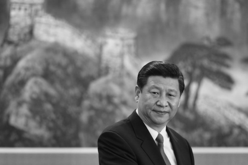 Xi Jinping, líder do regime comunista chinês (Feng Li/Getty Images)