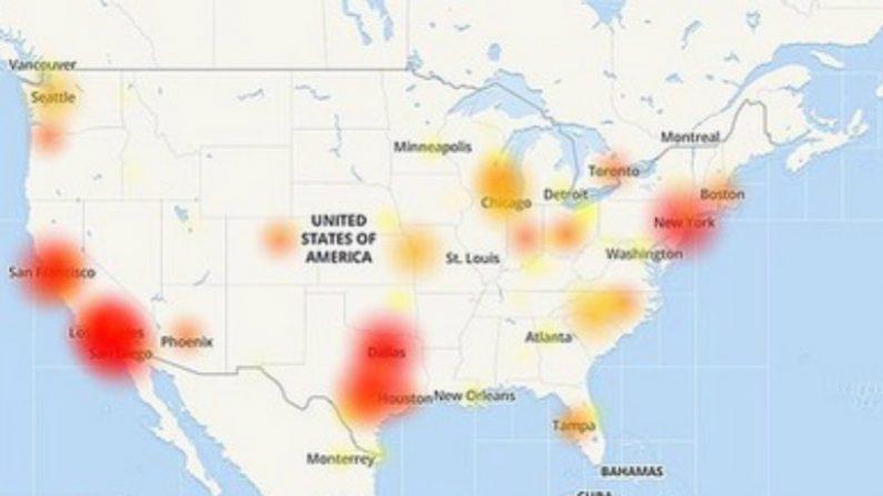 Reportagens da mídia relatam pior ataque na internet visando Google
