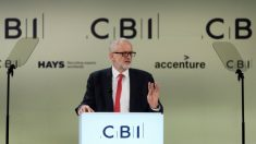 Corbyn confirma que rejeitará acordo do Brexit e pedirá eleições