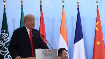 Trump pode encurtar visita à Cúpula do G20 para assistir à posse de López Obrador