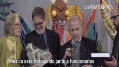 Mexicanos e brasileiros se unem para reconstruir Museu Nacional destruído pelo fogo (Vídeo)