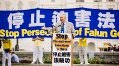 Movimento Global Tuidang homenageia representante dos EUA Dana Rohrabacher
