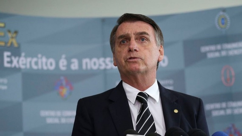 Bolsonaro defende que ataques no CE sejam considerados terrorismo