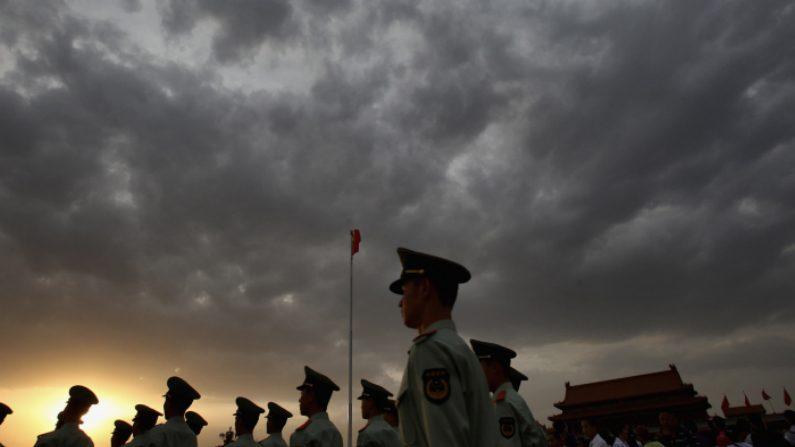 O frágil império chinês