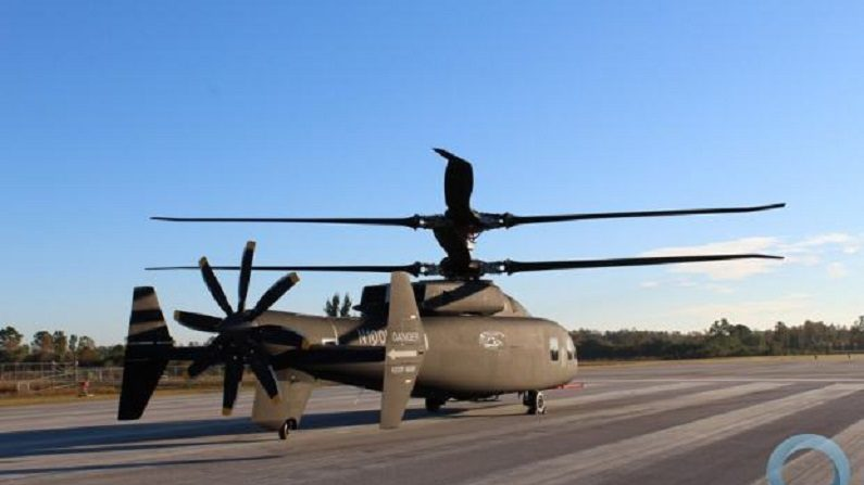 DEFIANT: Sikorsky e Boeing apresentam o futuro do helicóptero (Vídeo)